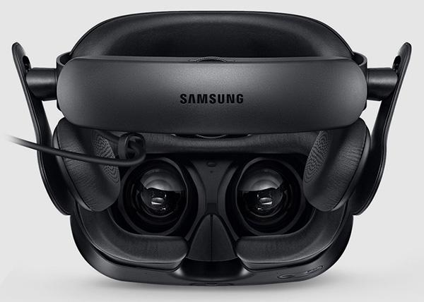 Самсунг представила шлем смешанной реальности HMD Odyssey