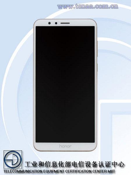 Смартфон Honor 7X будет похож на Honor 9i