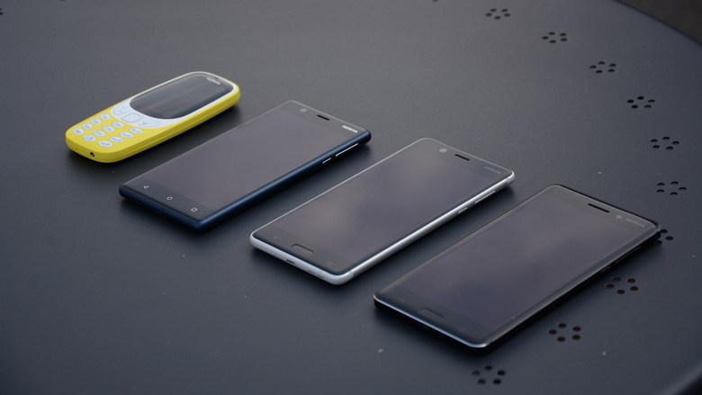 Nokia уже продала около 10 млн мобильных телефонов