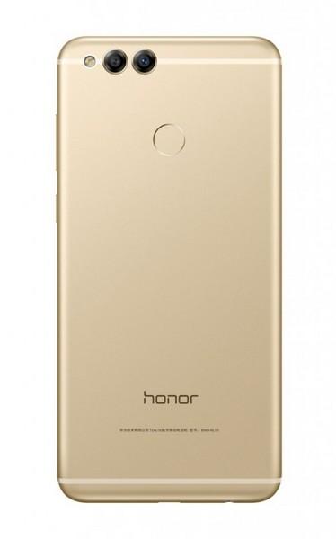 Huawei Honor 7X доступен со 128 ГБ памяти