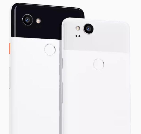 Google Pixel 2 и Pixel XL 2 отличаются формата экранов
