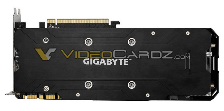 Gigabyte GeForce GTX 1070 Ti G1 Gaming будет полной копией модели GTX 1070 G1 Gaming 8G (rev.2.0)