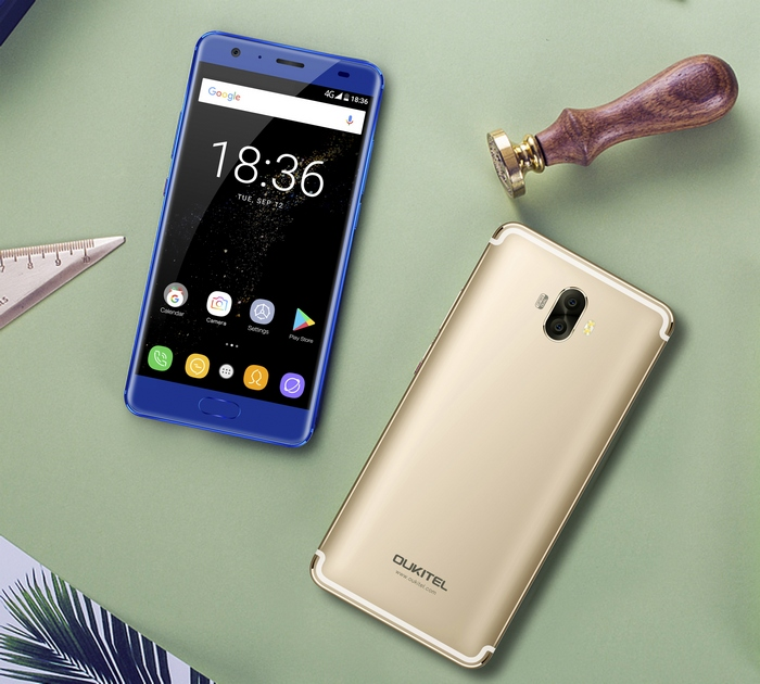 Представлен смартфон-долгожитель Oukitel K8000 саккумулятором на8000 мАч