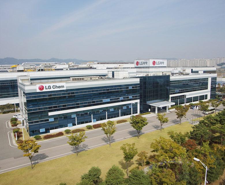 LGпостроит завод повыпуску батарей для электромобилей