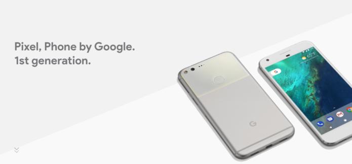 Смартфоны Google Pixel первого поколения стали дешевле