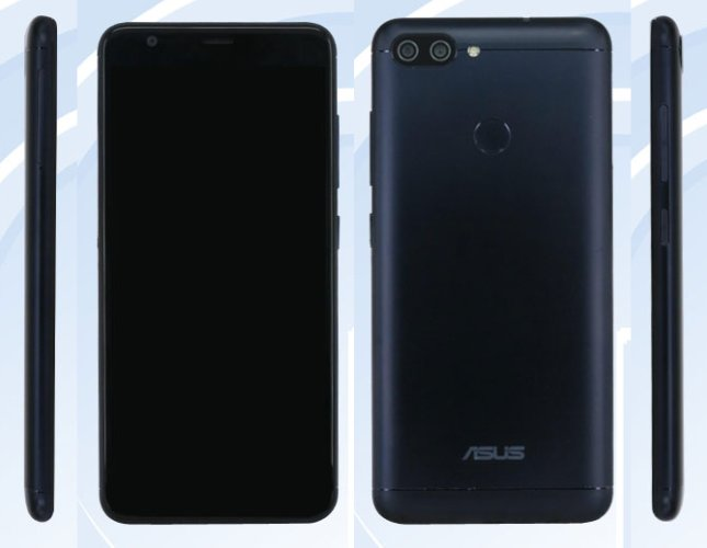 Смартфон Asus с дисплеем 18:9 будет играть в среднем или бюджетном сегменте