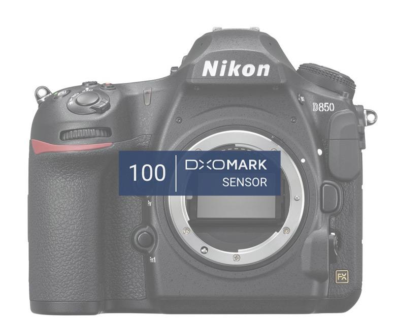 Nikon D850 — первая камера, которую специалисты DxOMark оценили в 100 баллов