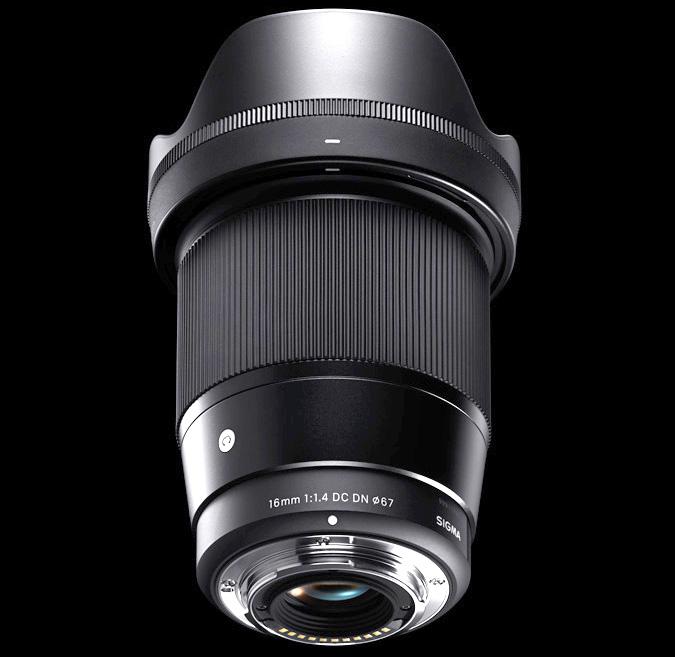 Дата начала продаж и цена объектива Sigma 16mm F1.4 DC DN   Contemporary пока неизвестны