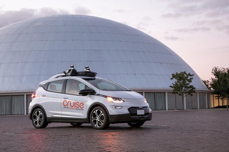 В следующем году на улицах Нью-Йорка появятся прототипы беспилотных машин