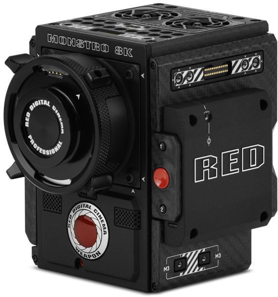 Камера с датчиком Monstro 8K VV стоит $79 500