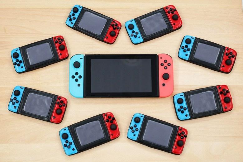 Продажи Switch превысили 7 млн  экземпляров