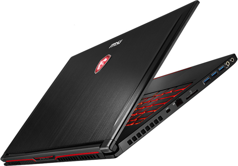 Основой MSI GS63 7RD Stealth служит процессор Intel Core i7-7700HQ