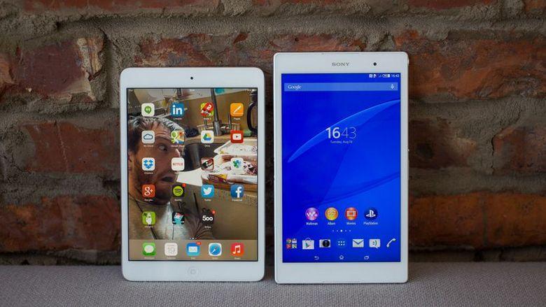 Рынок мобильных платформ для планшетов вырос на 5%