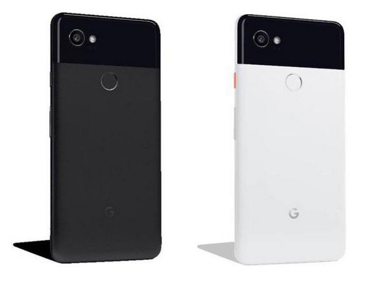 Стали известны цены на Google Pixel 2 XL и Google Pixel 2