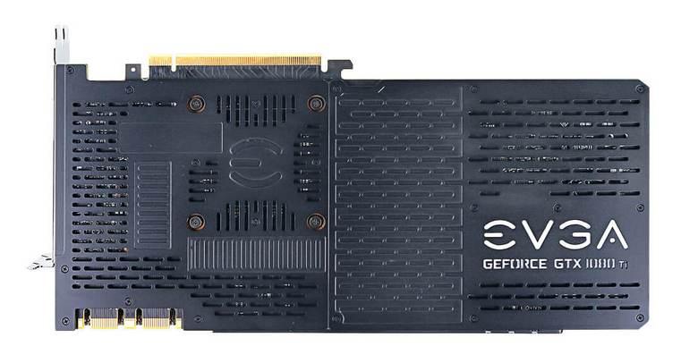Память видеокарты EVGA GTX 1080 Ti FTW3 Elite работает на рекордной частоте