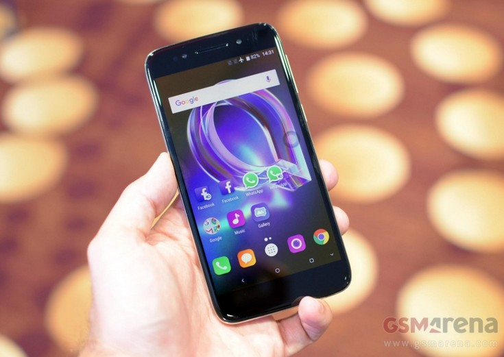 Смартфон Alcatel Idol 5 оснастили SoC MediaTek MT6753