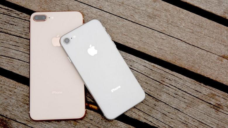 Заднее стекло iPhone 8 оказалось дороже экранного— специалисты