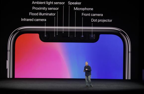 Дефицит смартфонов iPhone X может сохраниться до начала следующего года