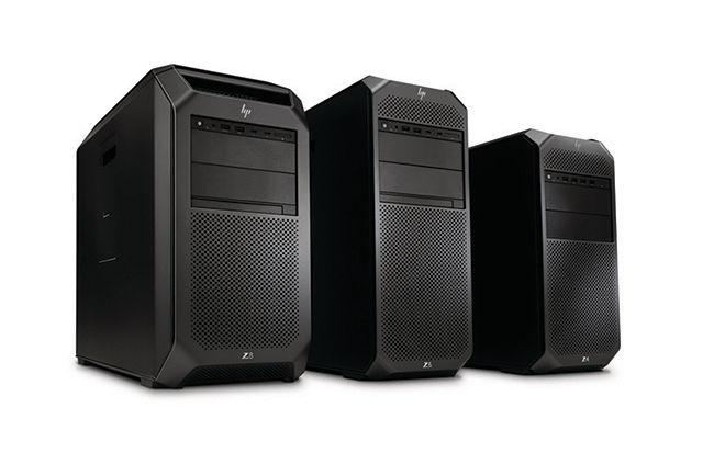 HP Z8 G4 является самой мощной рабочей станцией в мире, если верить HP