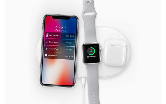 Apple увеличит мощность беспроводной зарядки наiPhone