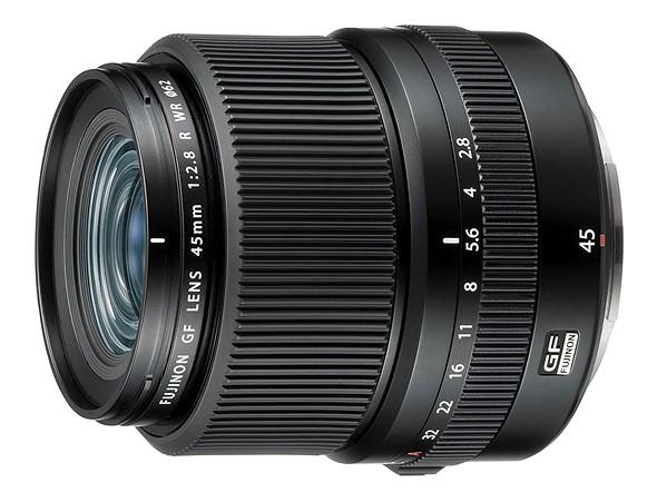 Объектив Fujinon GF45mmF2.8 R WR оценен в $1700