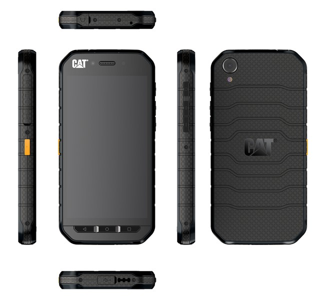 Смартфон  Cat S41 получил SoC helio P20