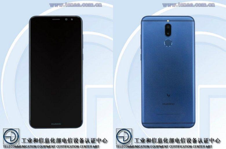 Huawei Rhone получит 4 ГБ ОЗУ и четыре камеры