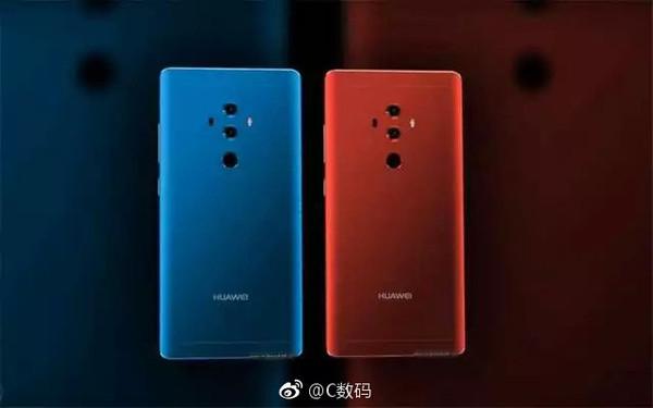Huawei Mate 10 Pro показали нафотографиях