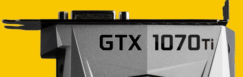 Ожидается, что Nvidia GeForce GTX 1070 Ti будет стоить около 400 долларов