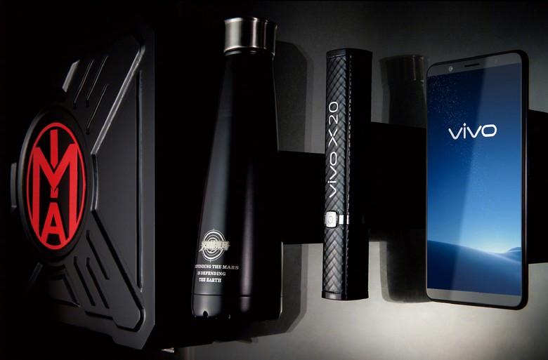 Смартфон Vivo X20 Mars Edition получит уникальный комплект поставки
