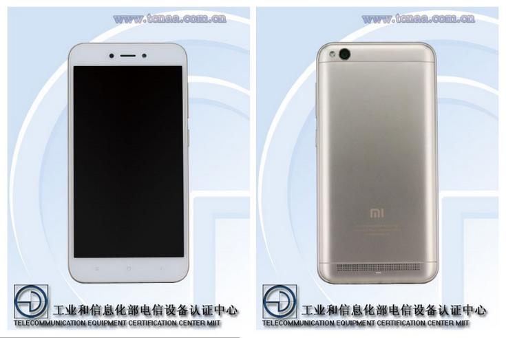 Стали известны параметры Xiaomi Redmi 5A
