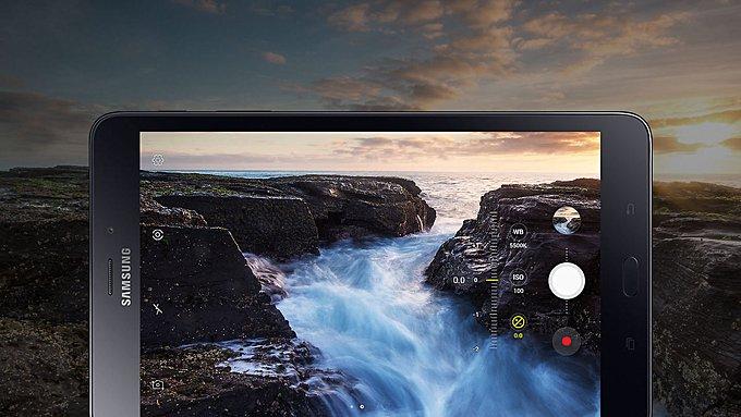 Samsung выпустила планшет Galaxy Tab A 8.0 (2017)