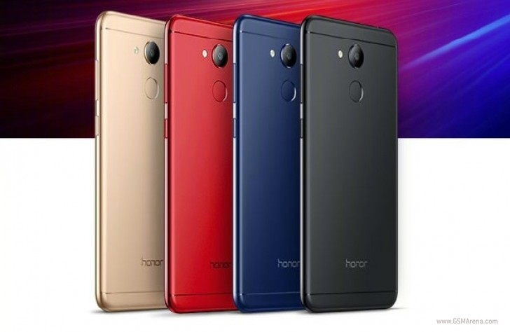 Представлен Honor V9 Play