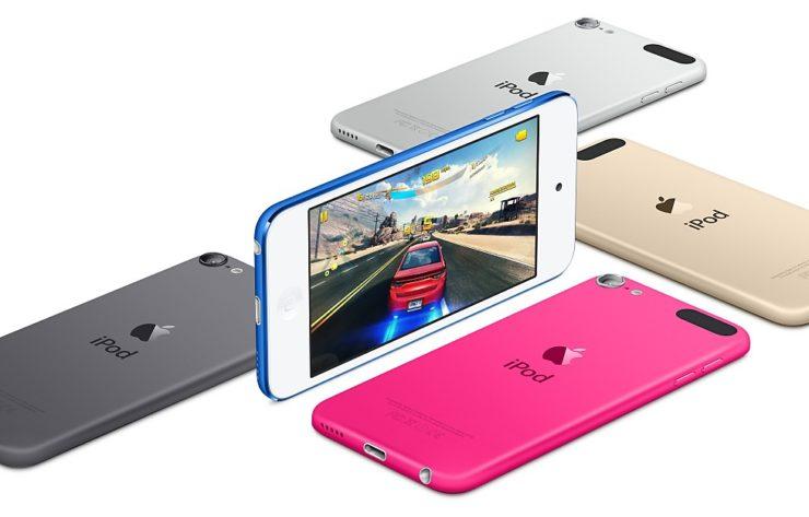 Apple готовит новый iPod?
