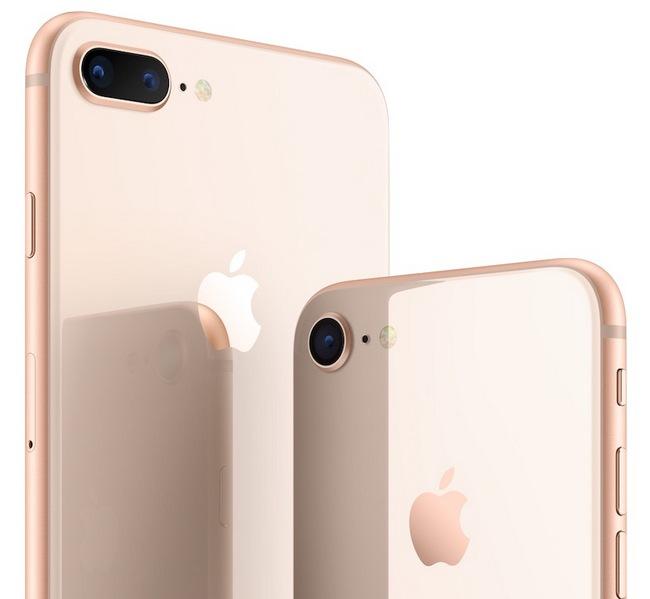 Apple работает над исправление проблемы с громкоговорителем iPhone 8 которая проявляется в некоторых смартфонах