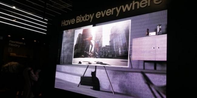 Телевизоры и стиральные машины Samsung с Bixby на подходе, к 2020 году соответствующую поддержку получит вся техника производителя