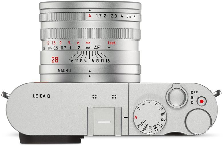 Новый вариант полнокадровой компактной камеры Leica Q создан в сотрудничестве с Подладчиковым