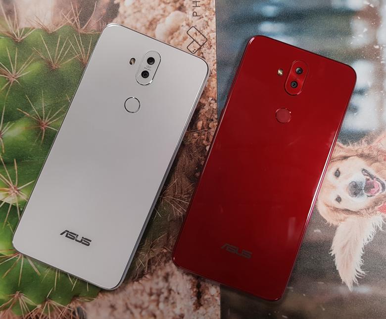 Работают новые смартфоны Asus под управлением ОС Android 8 Oreo и фирменной оболочки ZenUI 5.0