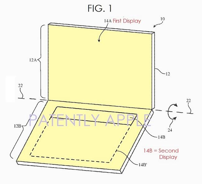 MacBook Pro может поменять клавиатуру насенсорную панель