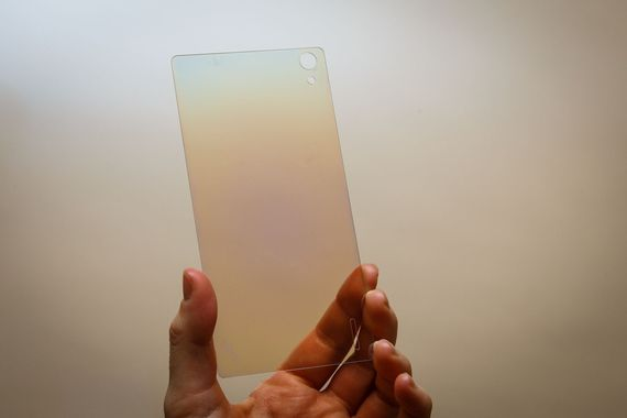 Смартфоны, имеющие сверхпрочный алмазный дисплей появятся в 2019г. - Akhan Semiconductor