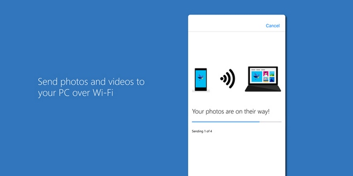 Microsoft выпустила приложение Photos Companion, упрощающее перенос фотографий из iOS в Windows