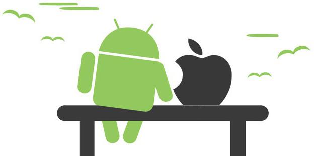 Картинки по запросу ios android