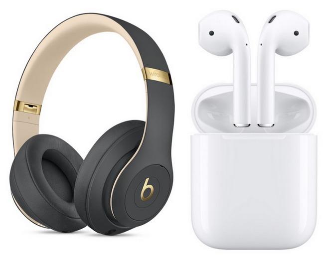 Apple может выпустить втекущем году  закрытые наушники