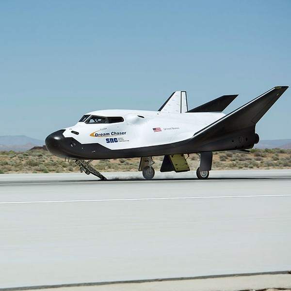 Космический корабль Dream Chaser отправится к МКС в конце 2020 года