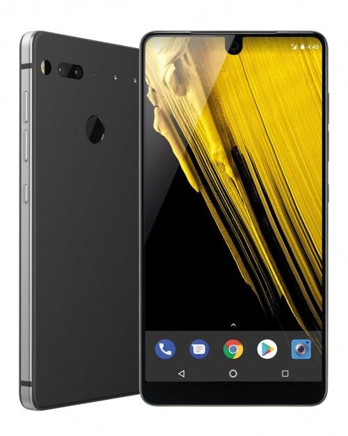 Смартфон Essential Phone стал доступен в трех новых цветах