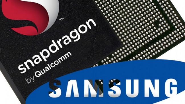 Самсунг иQualcomm объявили опланах выпускать 7-нм SoC Snapdragon