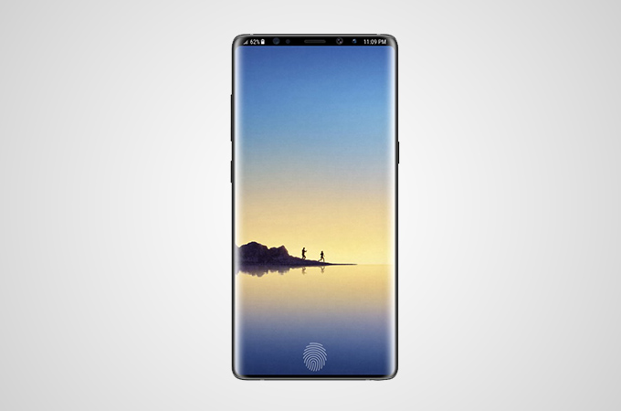Смартфон Samsung Galaxy Note9 не получит 7-нанометровую SoC
