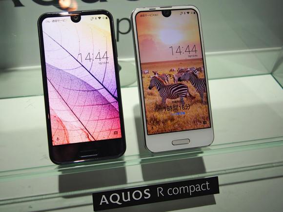 Sharp может стать первым производителем, наладившим выпуск панелей OLED для смартфонов в Японии