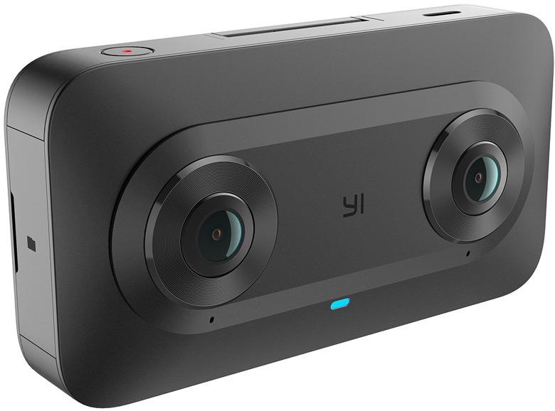 Местом демонстрации камеры YI Horizon VR180 выбрана выставка CES 2018