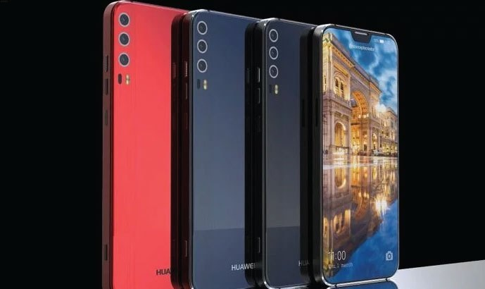 Размещены кодовые наименования различных версий ицвета телефона Huawei P20